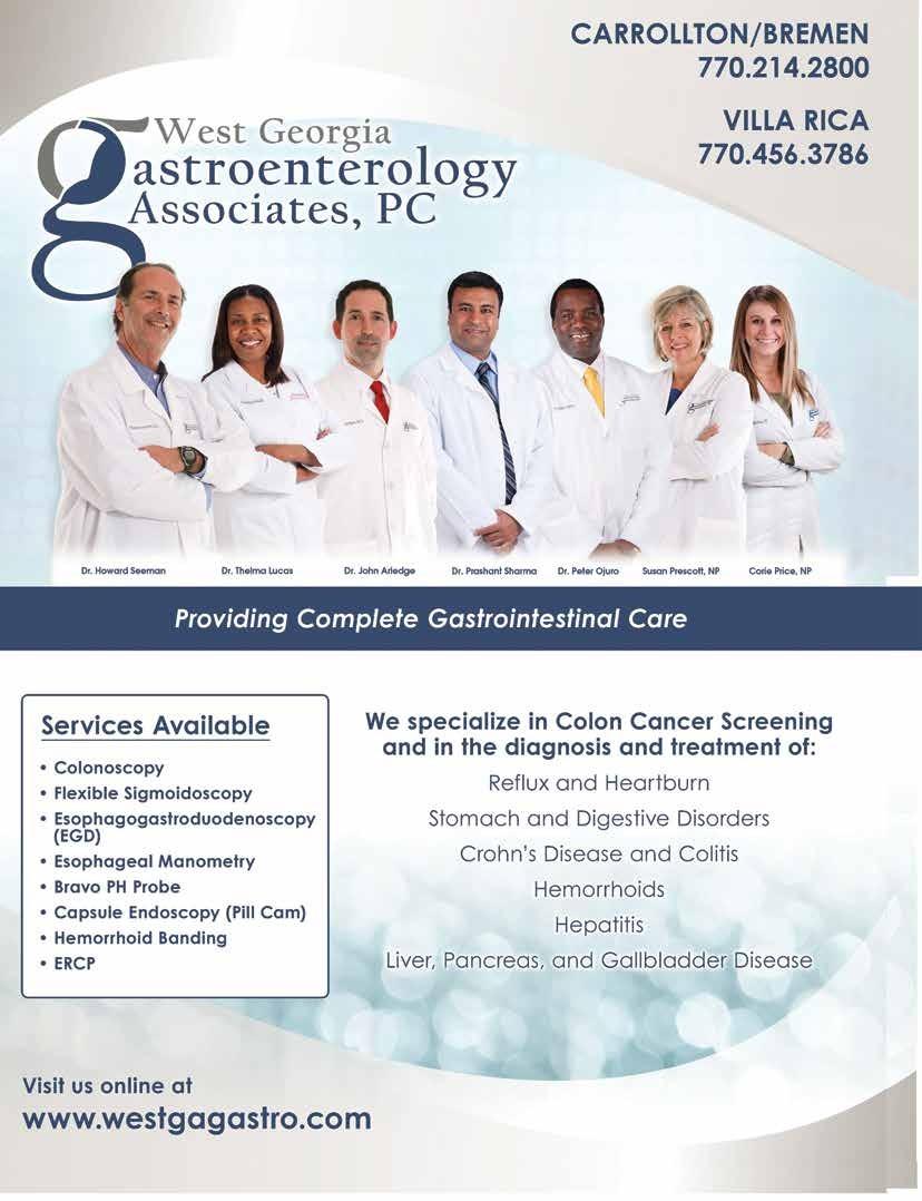 Page 21 of West Georgia Gastroenterology Associates, PC