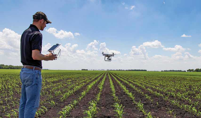 Page 12 of Advancing the Future of Agriculture