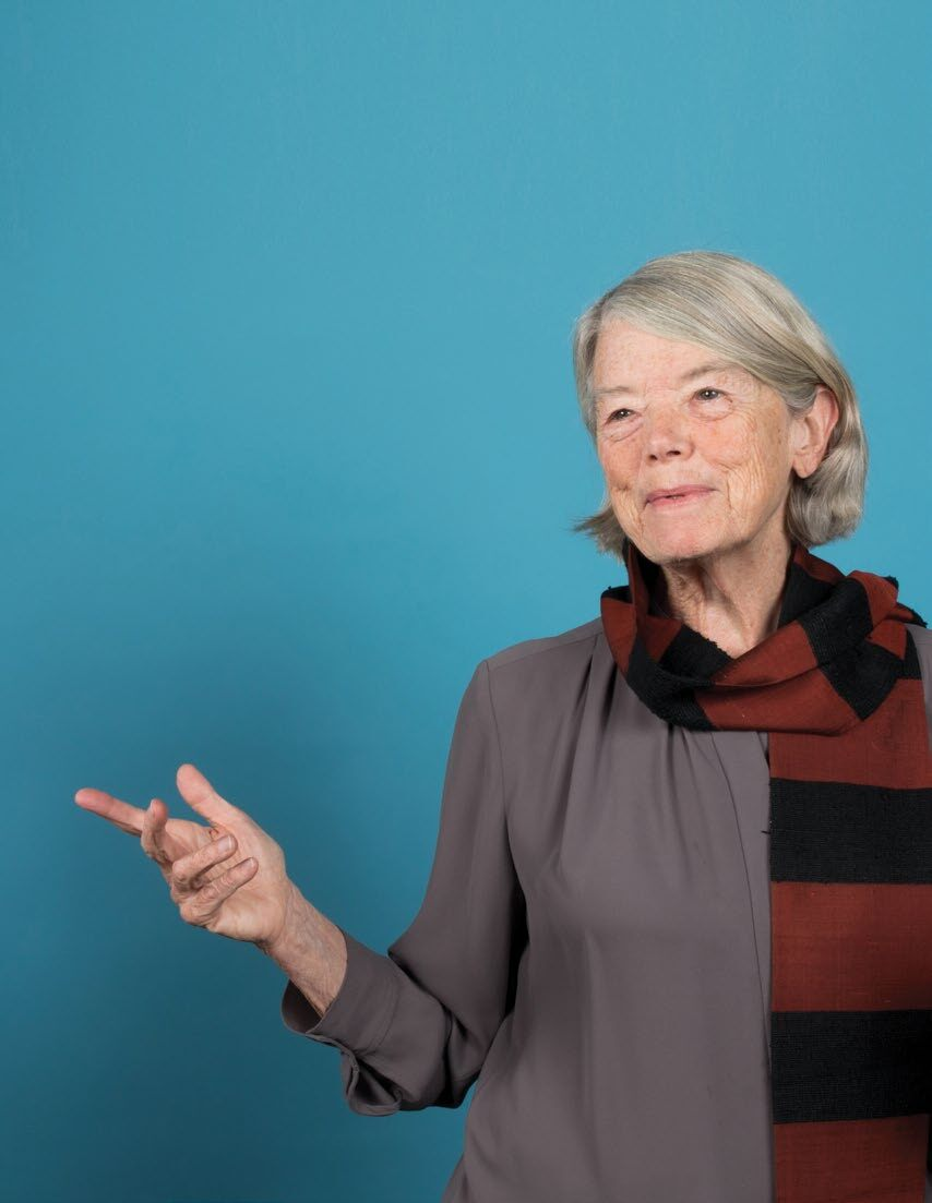 Page 22 of Q&A with Jane Mansbridge