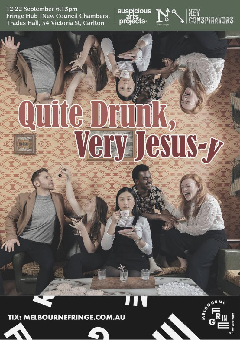Page 54 of Cover Story: Quite Drunk, Very Jesus-y