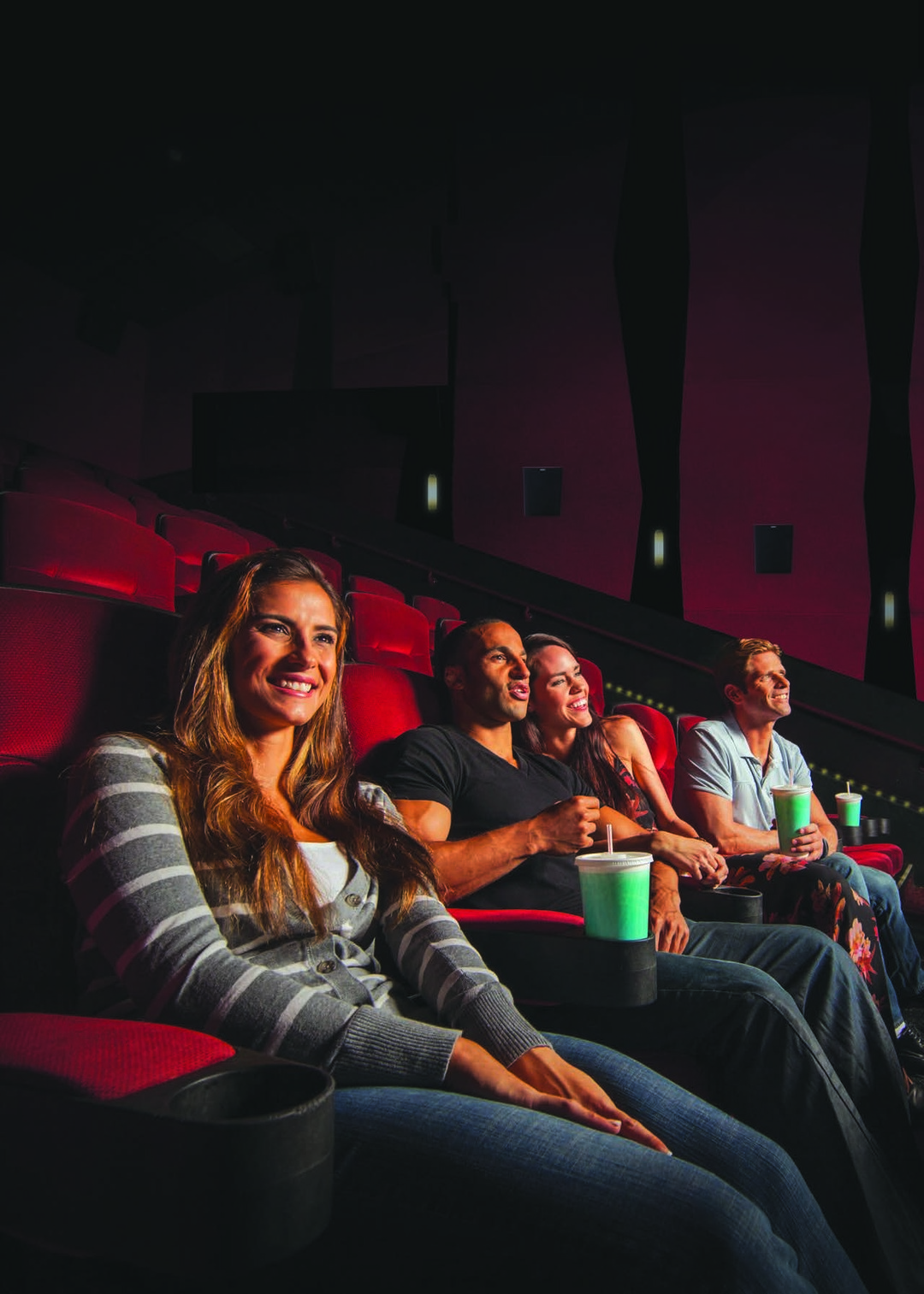 Page 52 of QSC: Striving to deliver the networked cinema