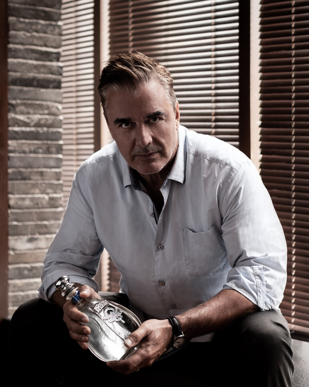 Page 1 of Chris Noth * Ambhar Tequila