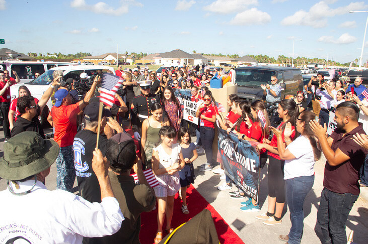 Page 26 of U.S. Marine Corps Corporal Miguel Angel Simental Receives Mortgage-Free Home