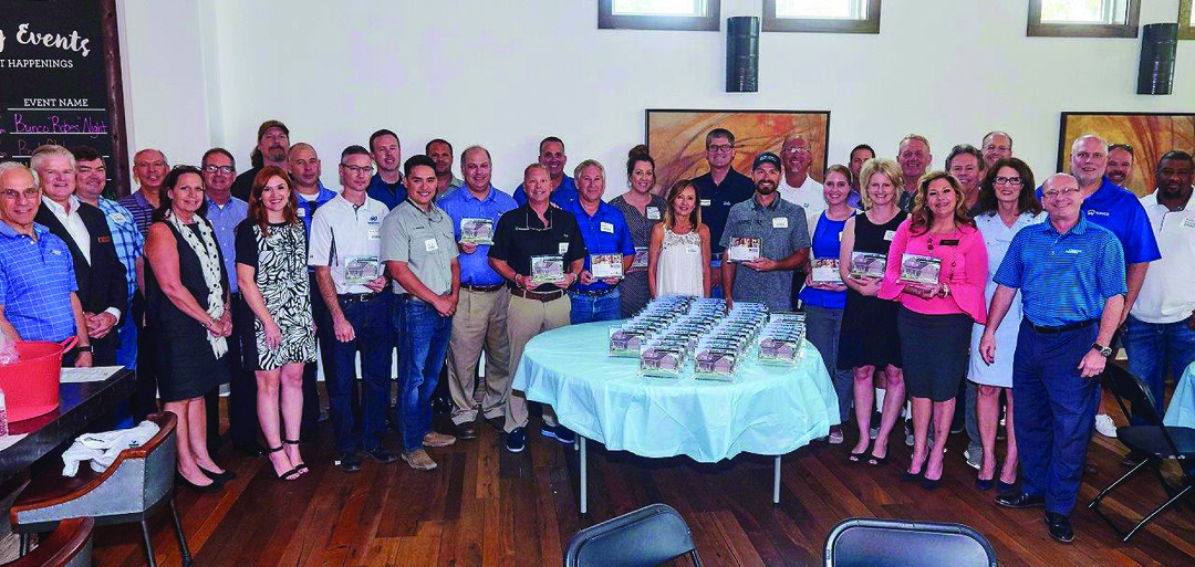 Page 28 of Chesmar Homes Vendors and Trades Donate to Benefit Home construction