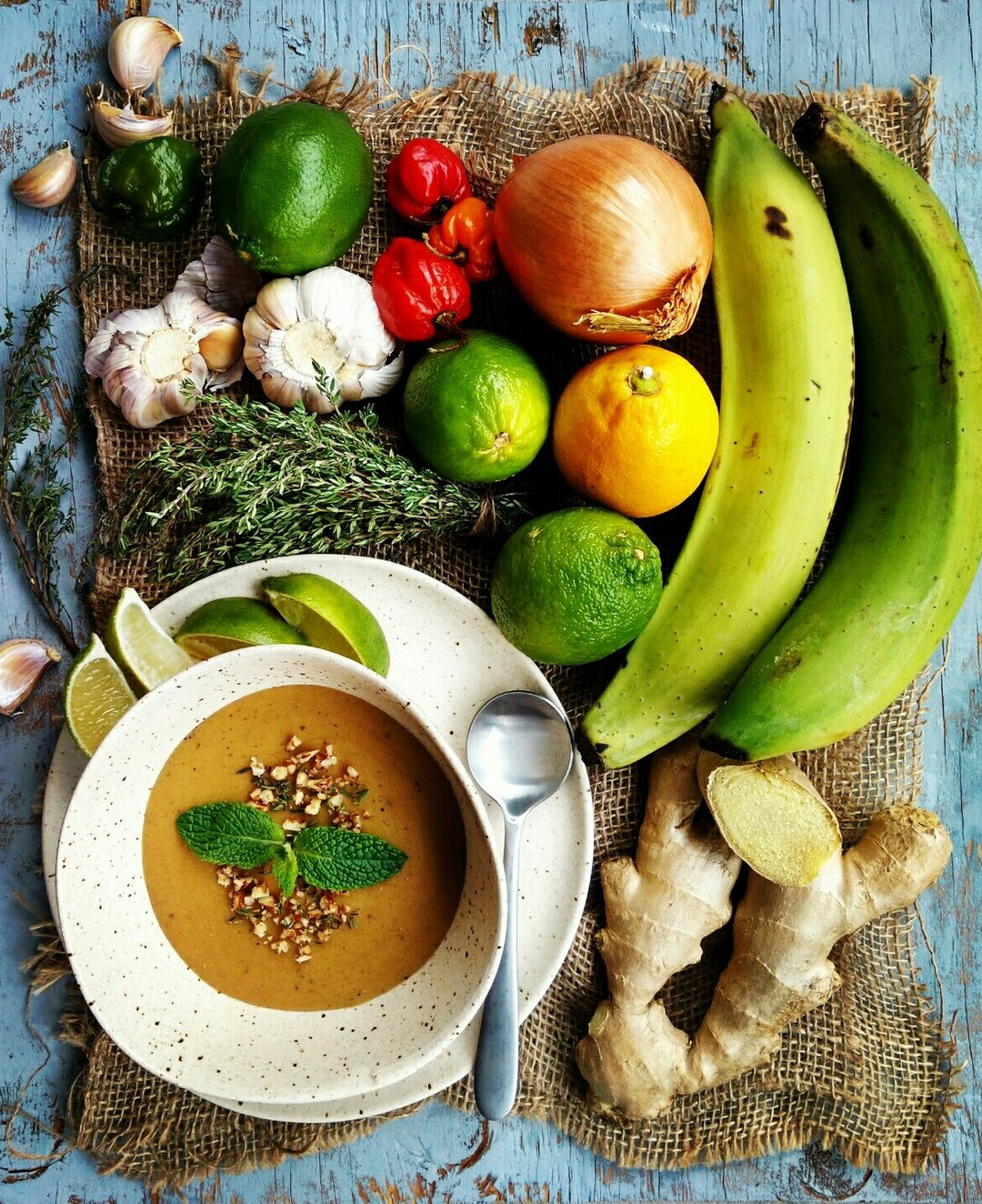 Page 19 of Food & Drink | A Classic Green Plantain Vegetable Soup