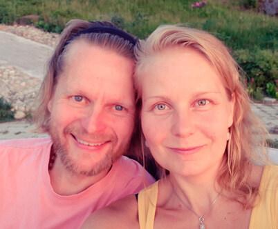 Page 10 of Katri Levonen ja Mika Kunnasvaara (juhlasalissa lauantaina)