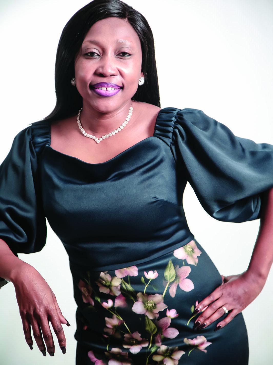 Page 40 of Profile: Mpumi Madisa