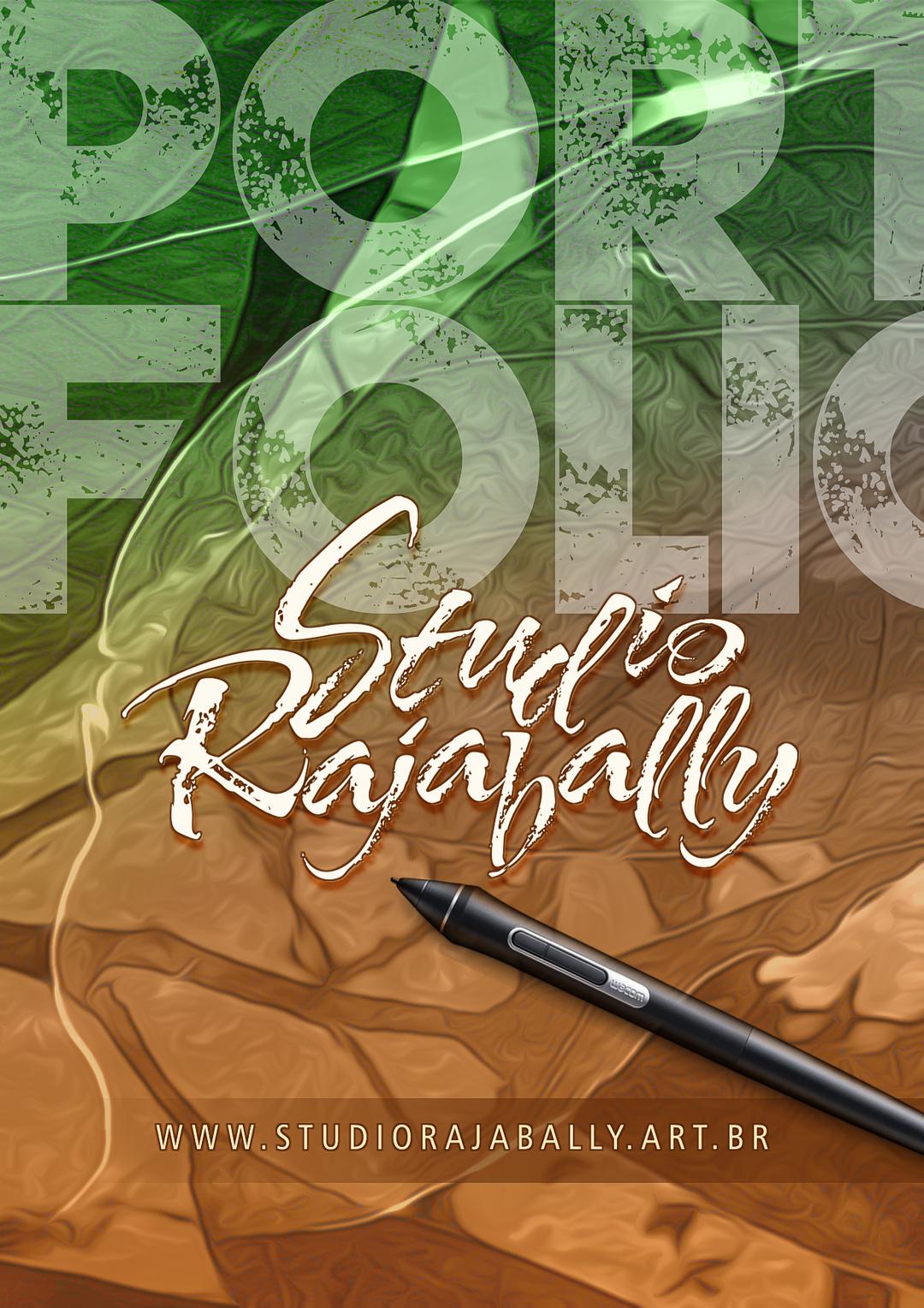 Page 1 of Portfolio - Studio Rajabally