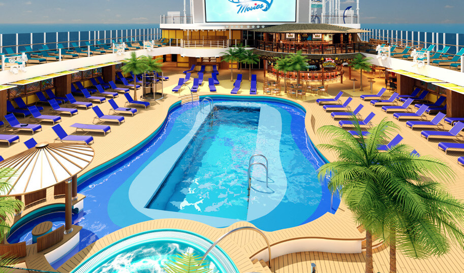 Page 14 of DESTINATION: CRUISE SHIP