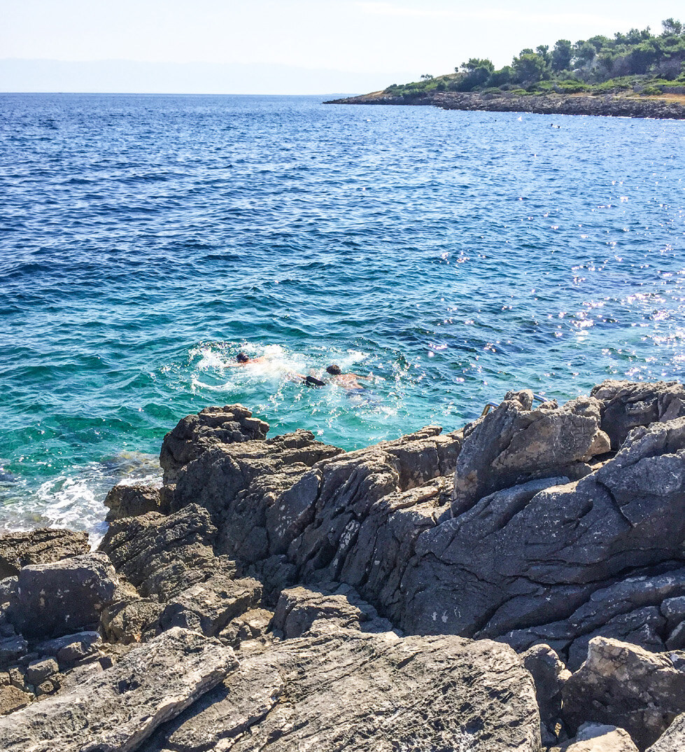 Page 46 of Jumping in to Explore the Coast of Croatia