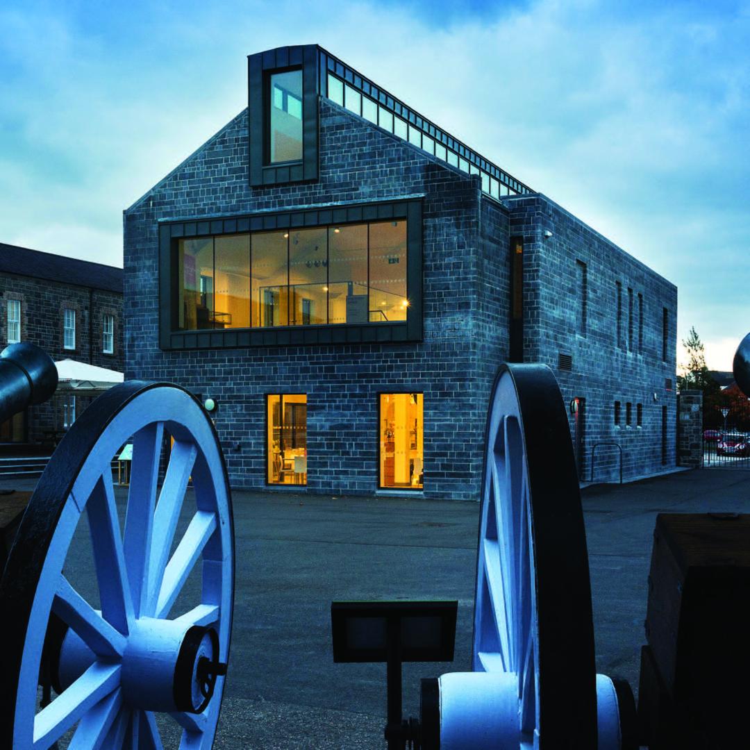Page 14 of Enniskillen Castle Museum by Hamilton Architects
