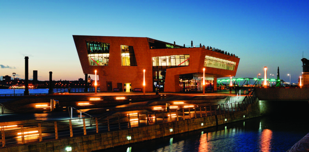 Page 6 of Pier Head Ferry Terminal by Hamilton Architects