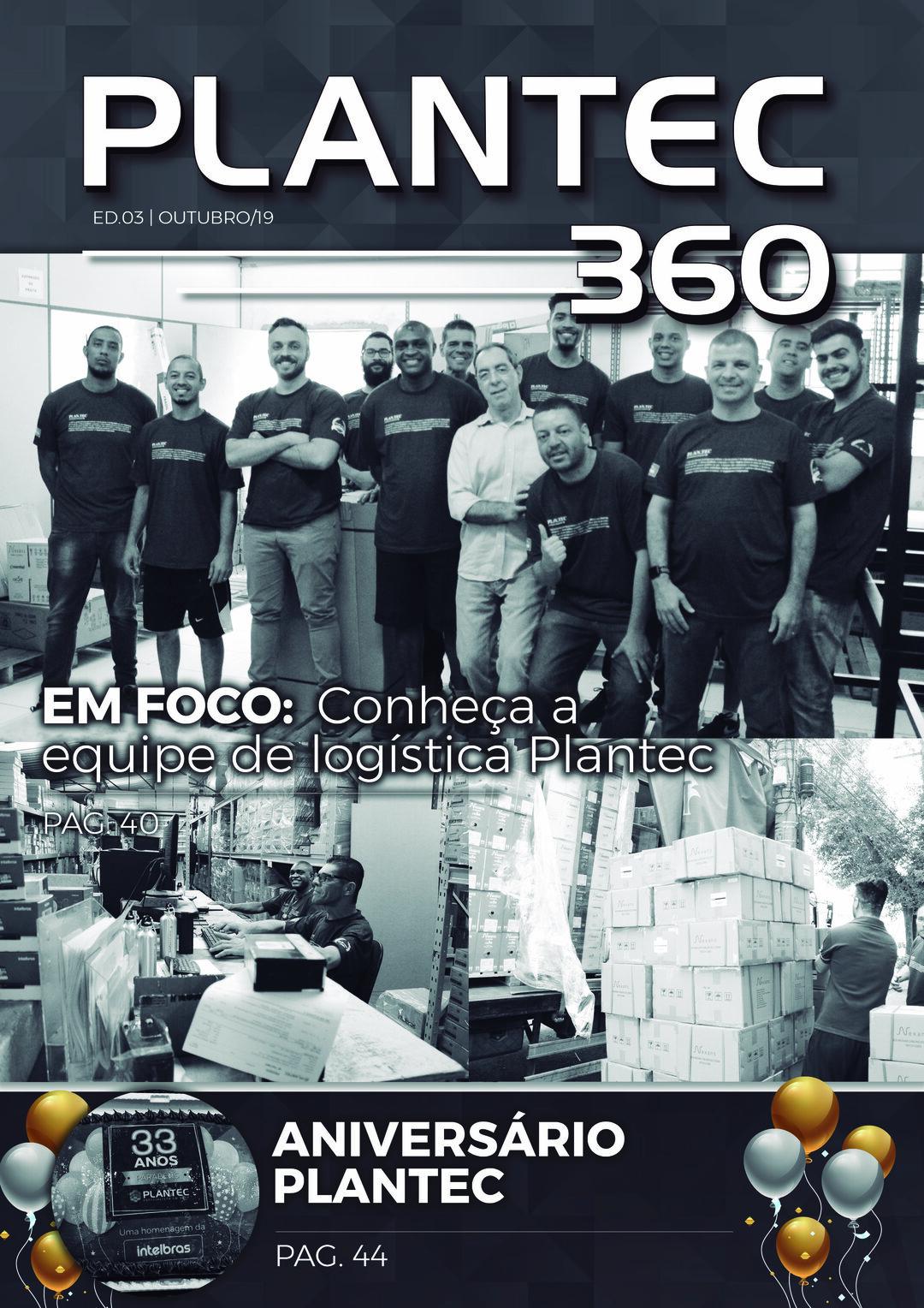 Page 1 of REVISTA PLANTEC360