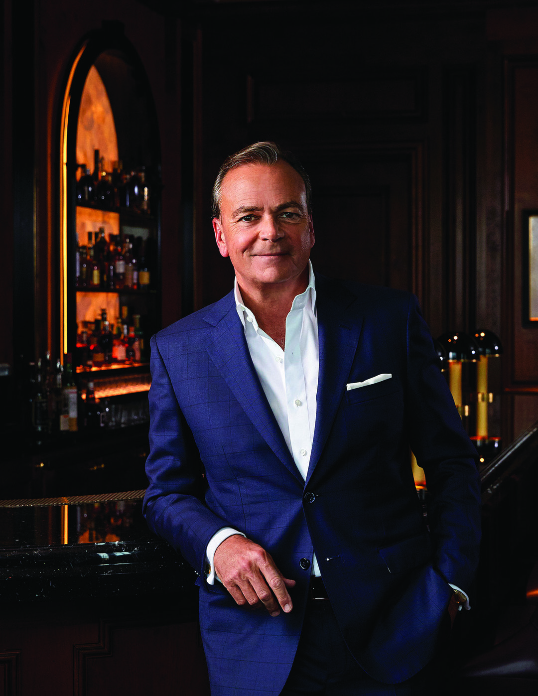 Page 1 of Q&A with Rick Caruso