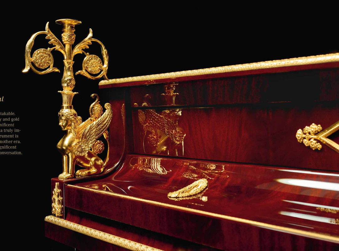 Page 68 of C. Bechstein ☆ The Grand Sphinx $1.4M Piano in YVR