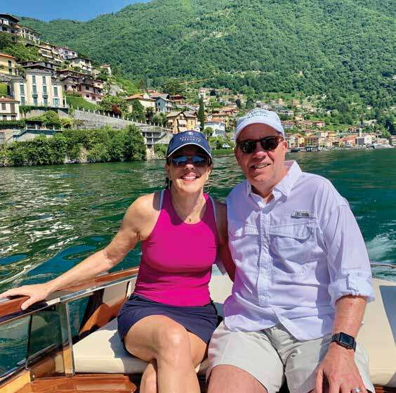 Page 22 of Just Back From...Lake Como