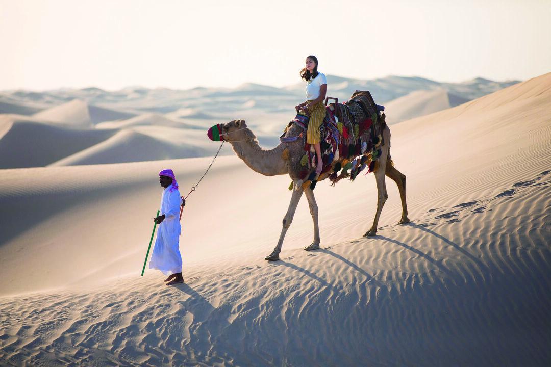 Page 1 of Le Guide des Emirats