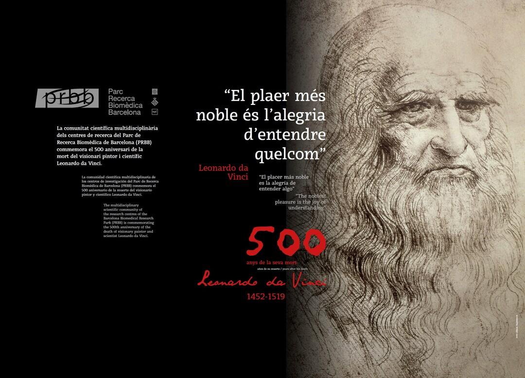 Page 1 of #LeonardoalPRBB