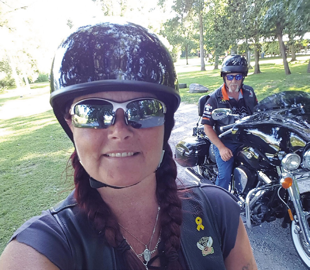Page 19 of Women and Motorcycles - Featuring Donna Maguire