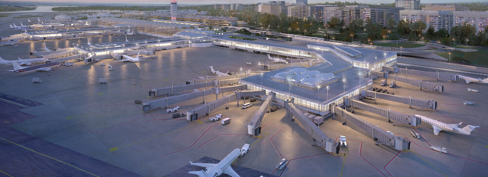 Page 28 of Turner Construction Builds LDBE Capacity on Reagan National Project Journey