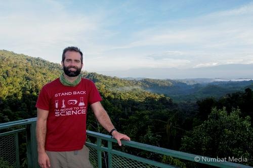 Page 14 of Matt Wilkins: Life of a Biologist