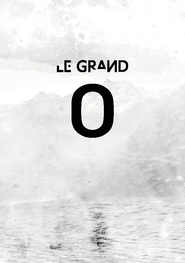 Page 1 of Grand O - anteprima - Nicola Andreani & Sarah Bouillaud