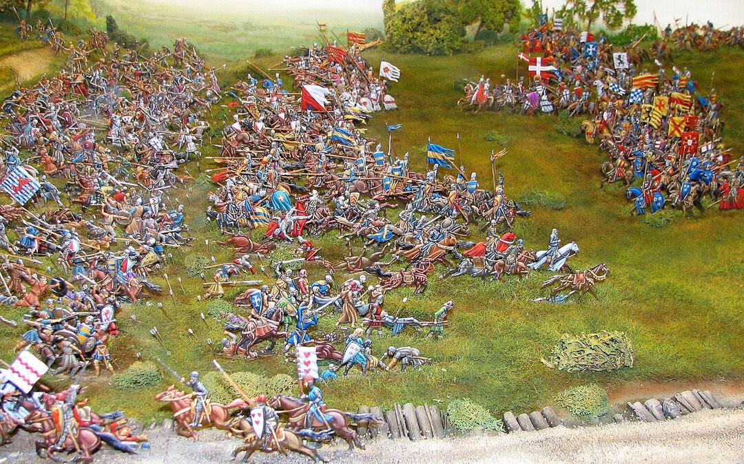 Page 18 of Gegoten in tin: de Slag bij Ane