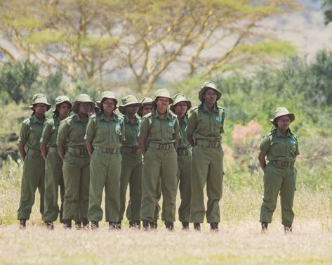 Page 21 of Segera Retreat Unveils All-Female Anti-pouching Unit