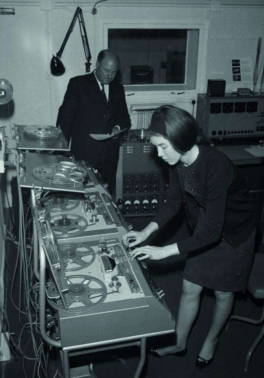 Page 24 of Delia Derbyshire, Pioneer in Sound
