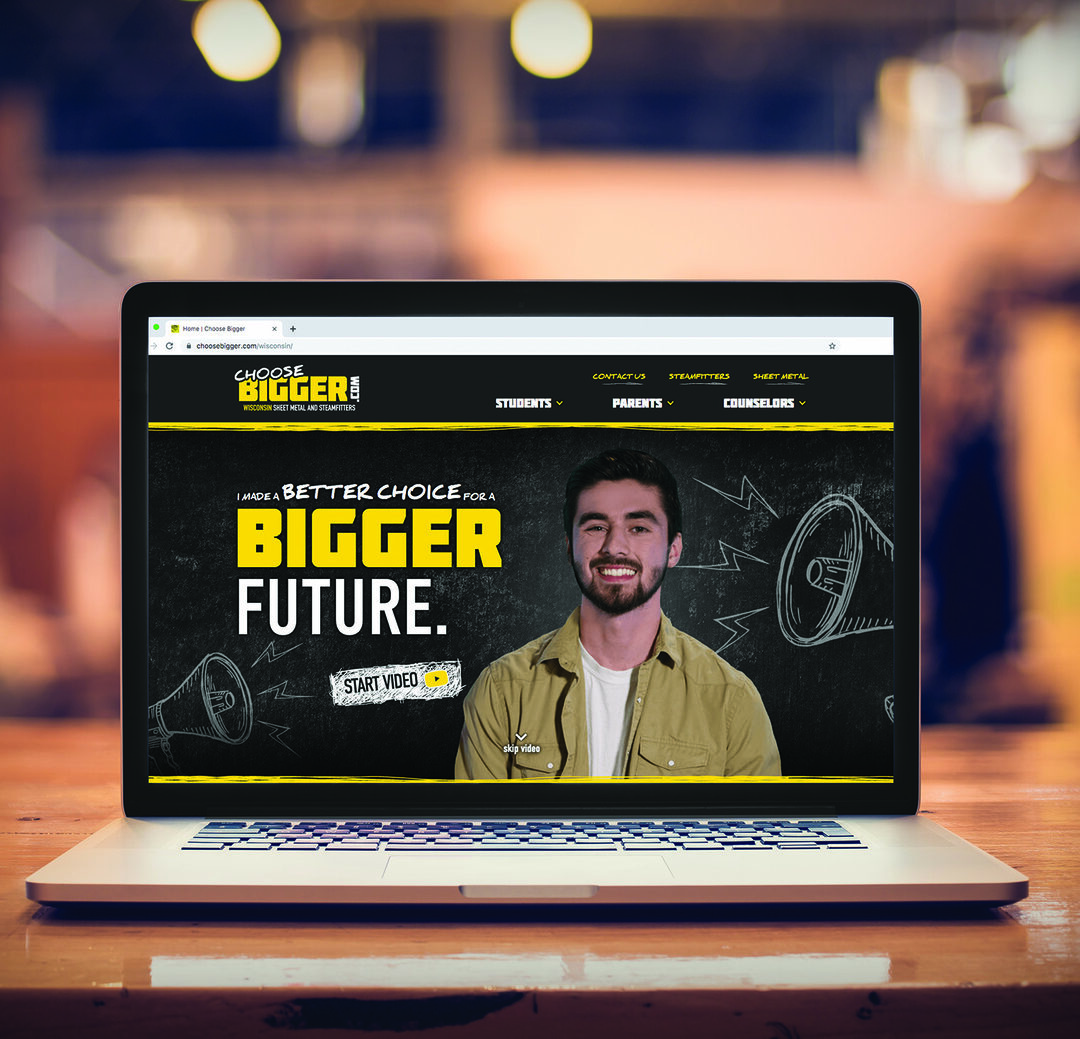 Page 10 of Choose Bigger – Wisconsin Marketing Campaign Finds Its Target