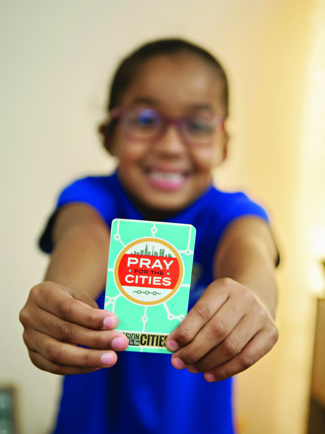 Page 16 of Elementary Students Pray Their Way Around the World