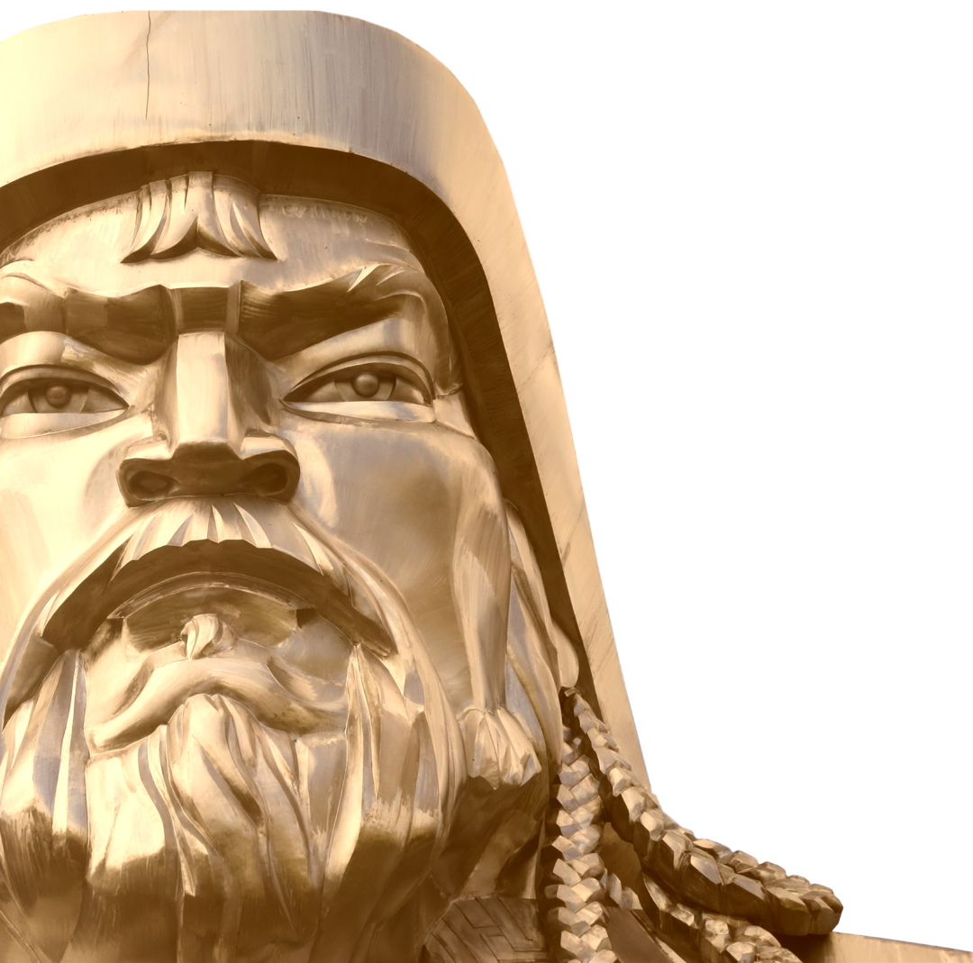 Page 1 of Genghis Khan