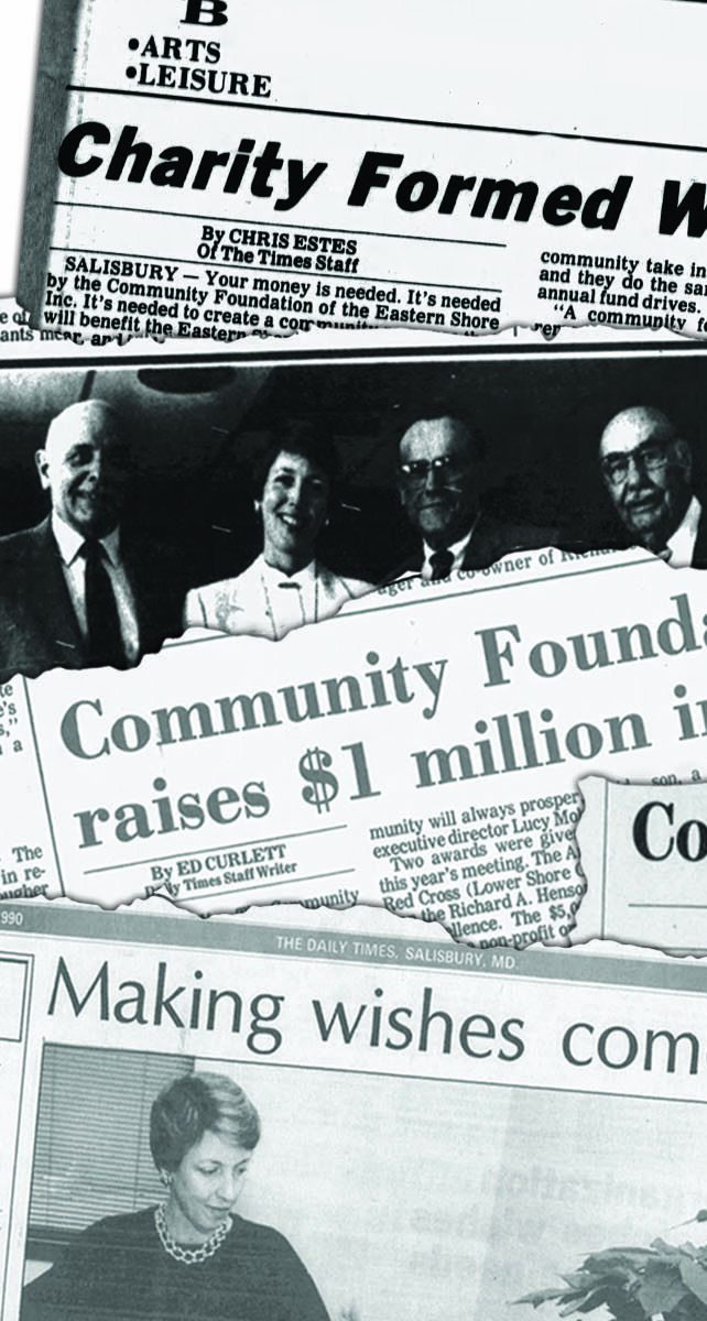 Page 4 of Celebrating 35 Years of Philanthropy