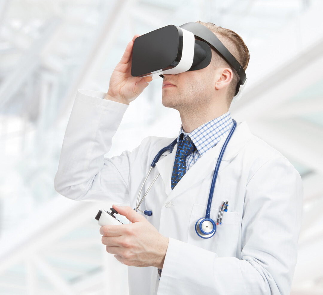Page 15 of VR Immersion - The Evolution of Medical Education