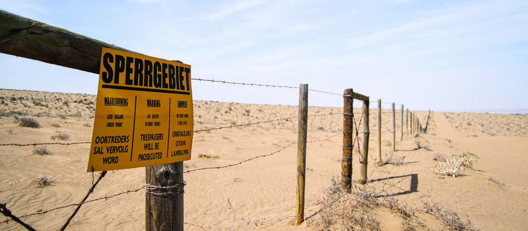 Page 24 of Oranjemund – Transformation of a desert legend