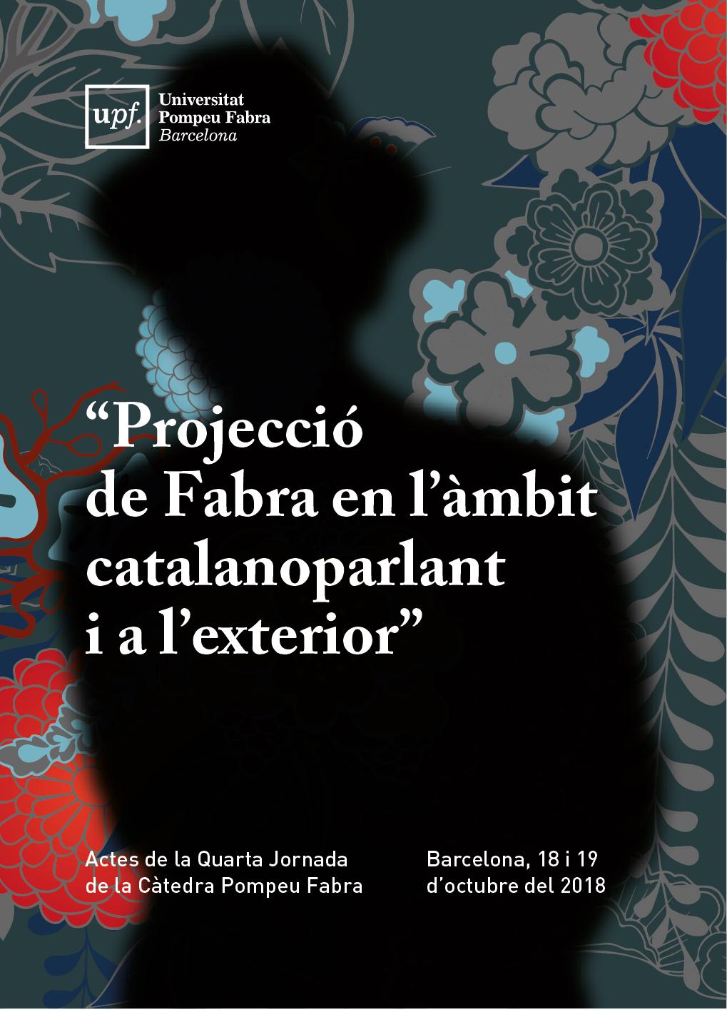 Page 1 of Projecció de Fabra en l'àmbit catalanoparlant i a l'exterior