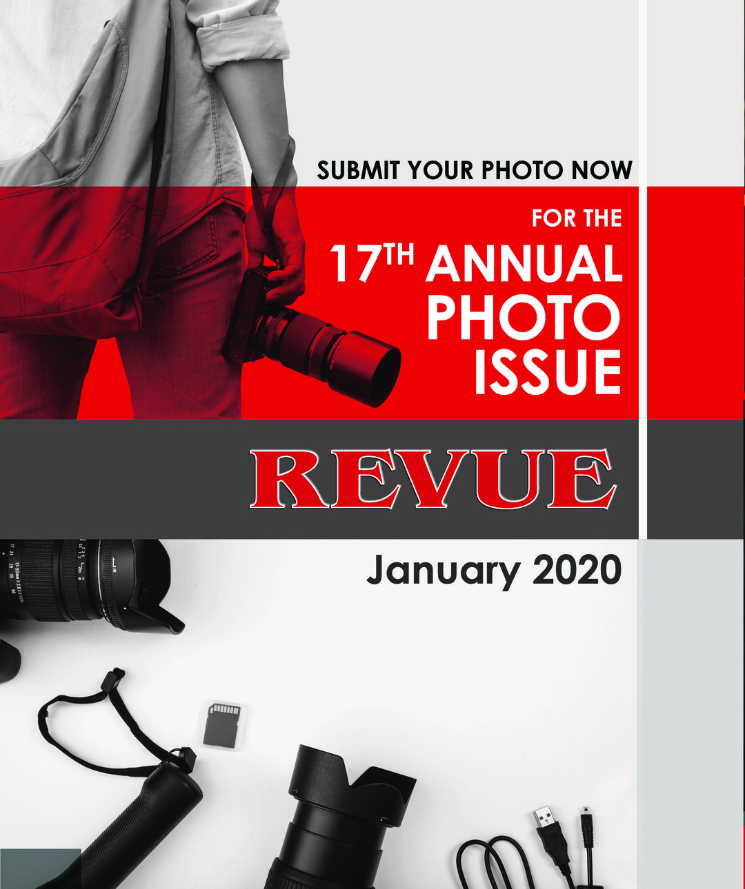 Page 110 of REVUE Magazine December 2019