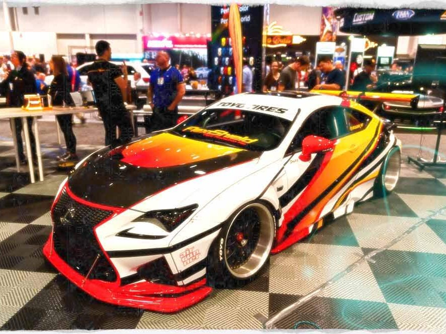 Page 52 of SEMA 2019 Import Cars