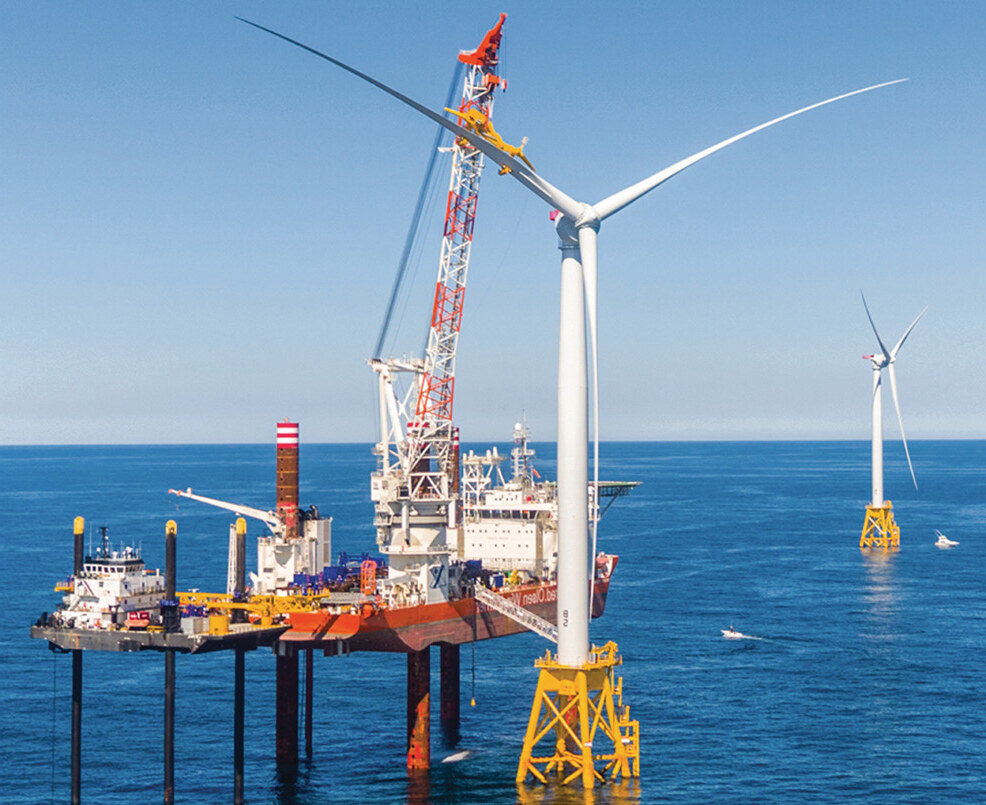 Page 8 of BUILDING THE BLOCK ISLAND WIND FARM