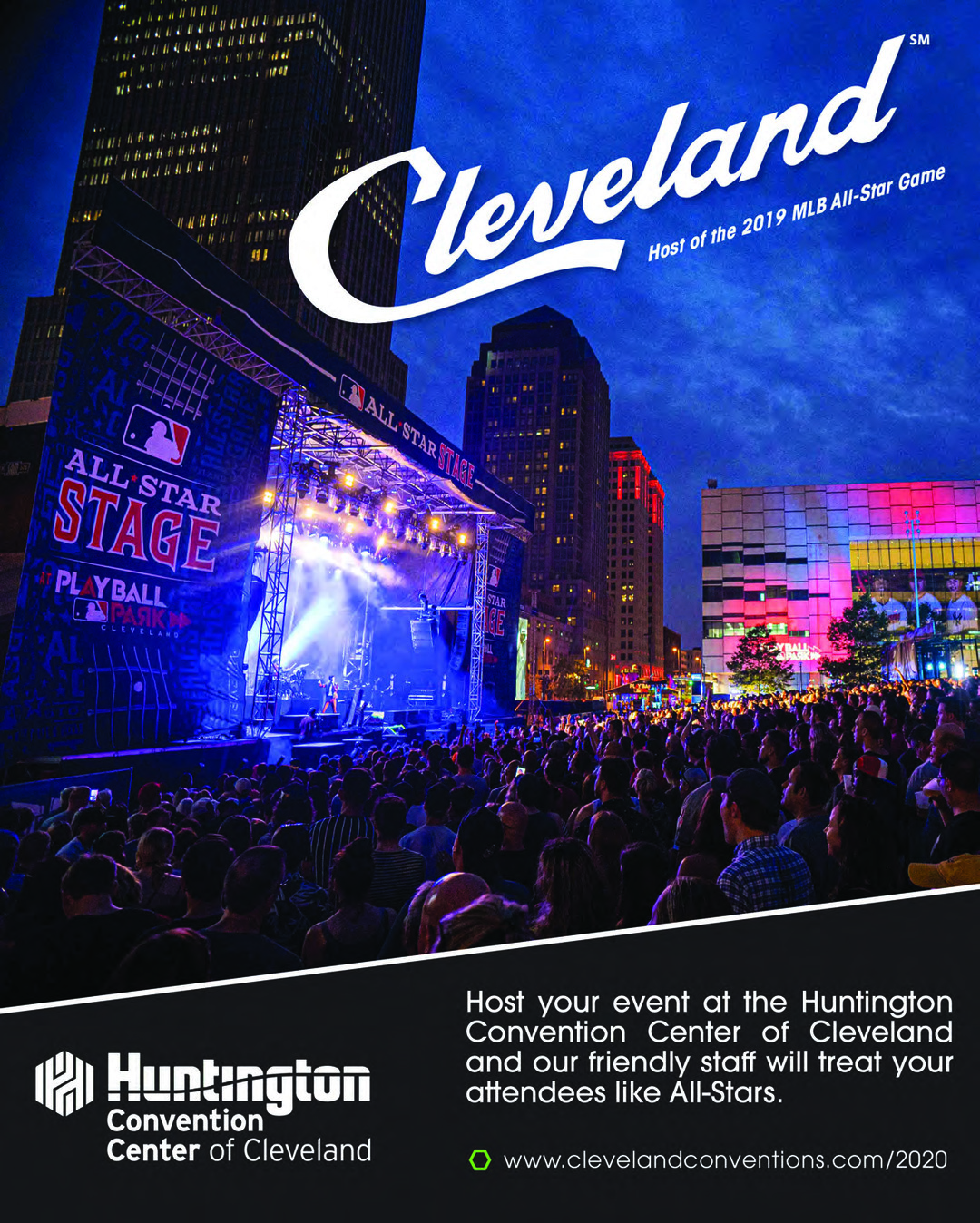 Page 2 of Facilities & Destinations: CLEVELAND