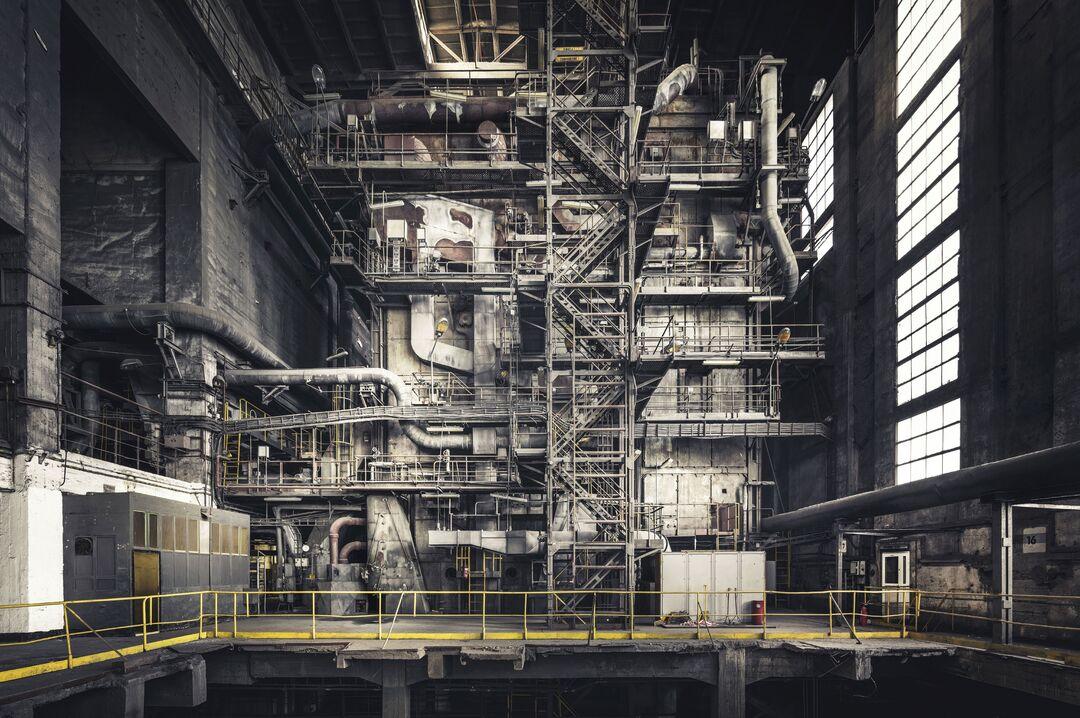 Page 1 of Album Industrialna Łódź