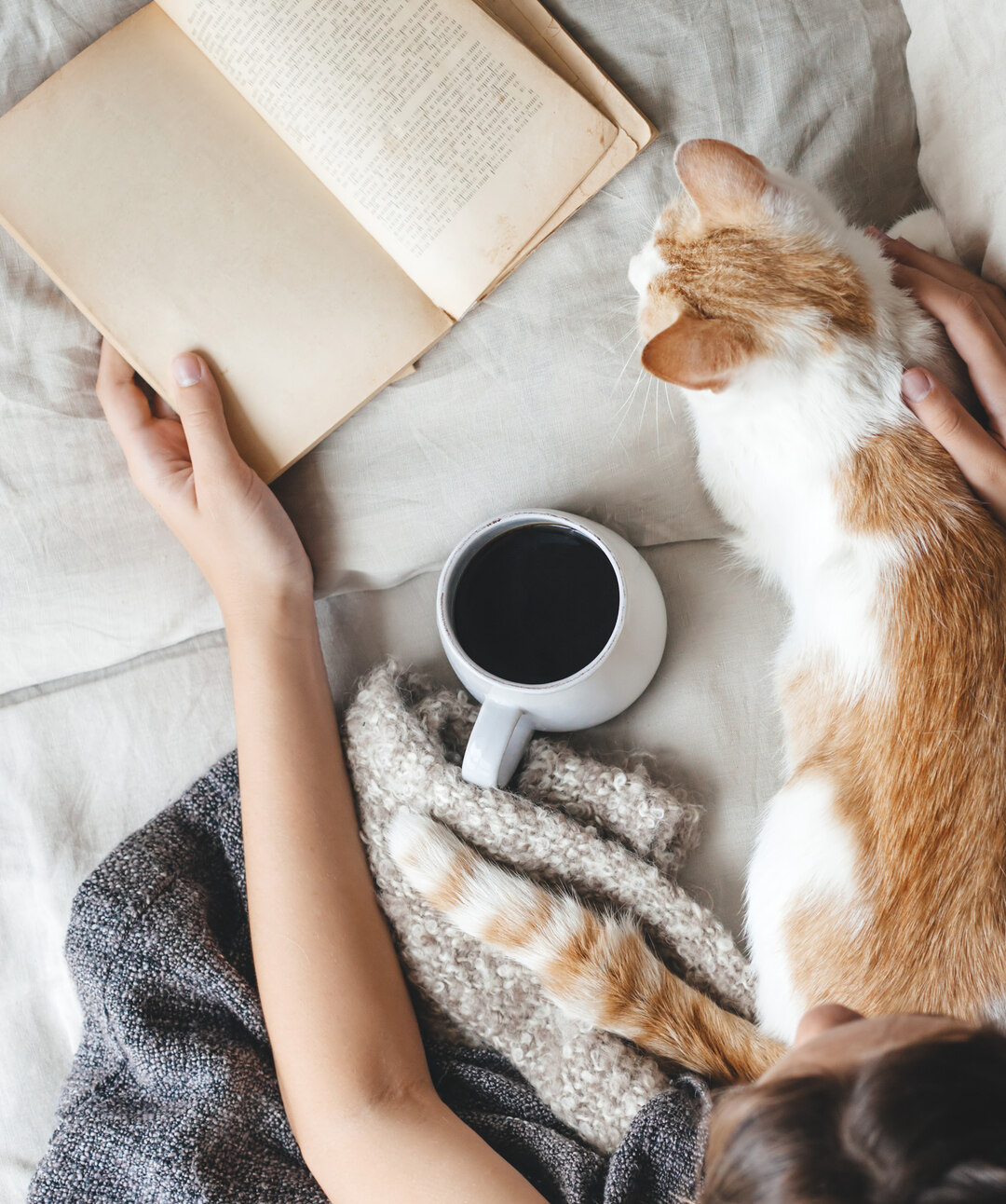 Page 10 of Getting Cosy Could Boost Your Wellbeing