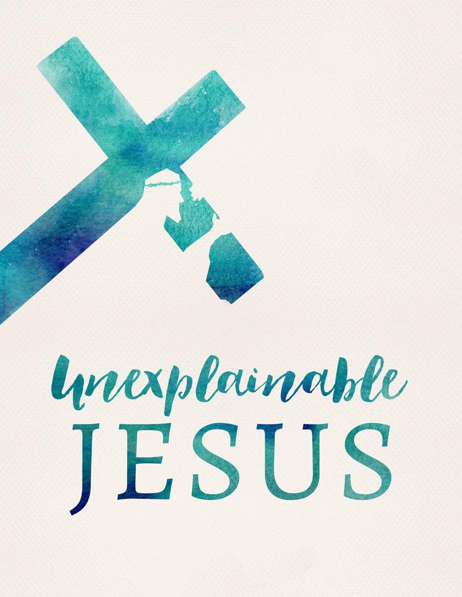Page 14 of Unexplainable Jesus