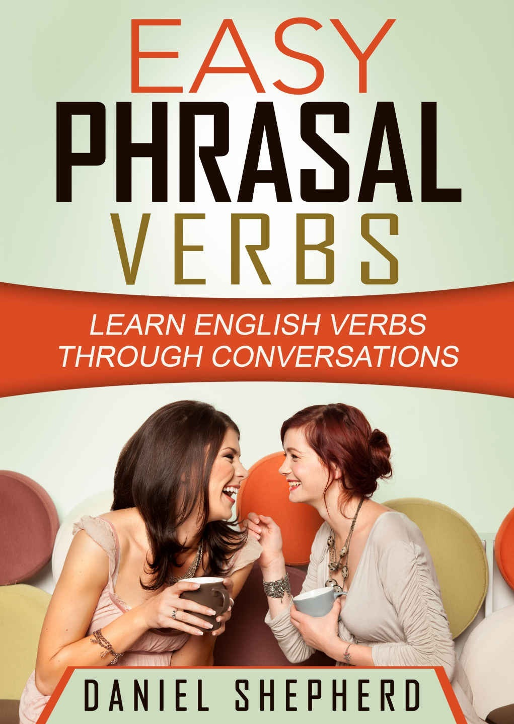 Page 1 of Easy Phrasal Verbs PDF: Learn English verbs through conversations