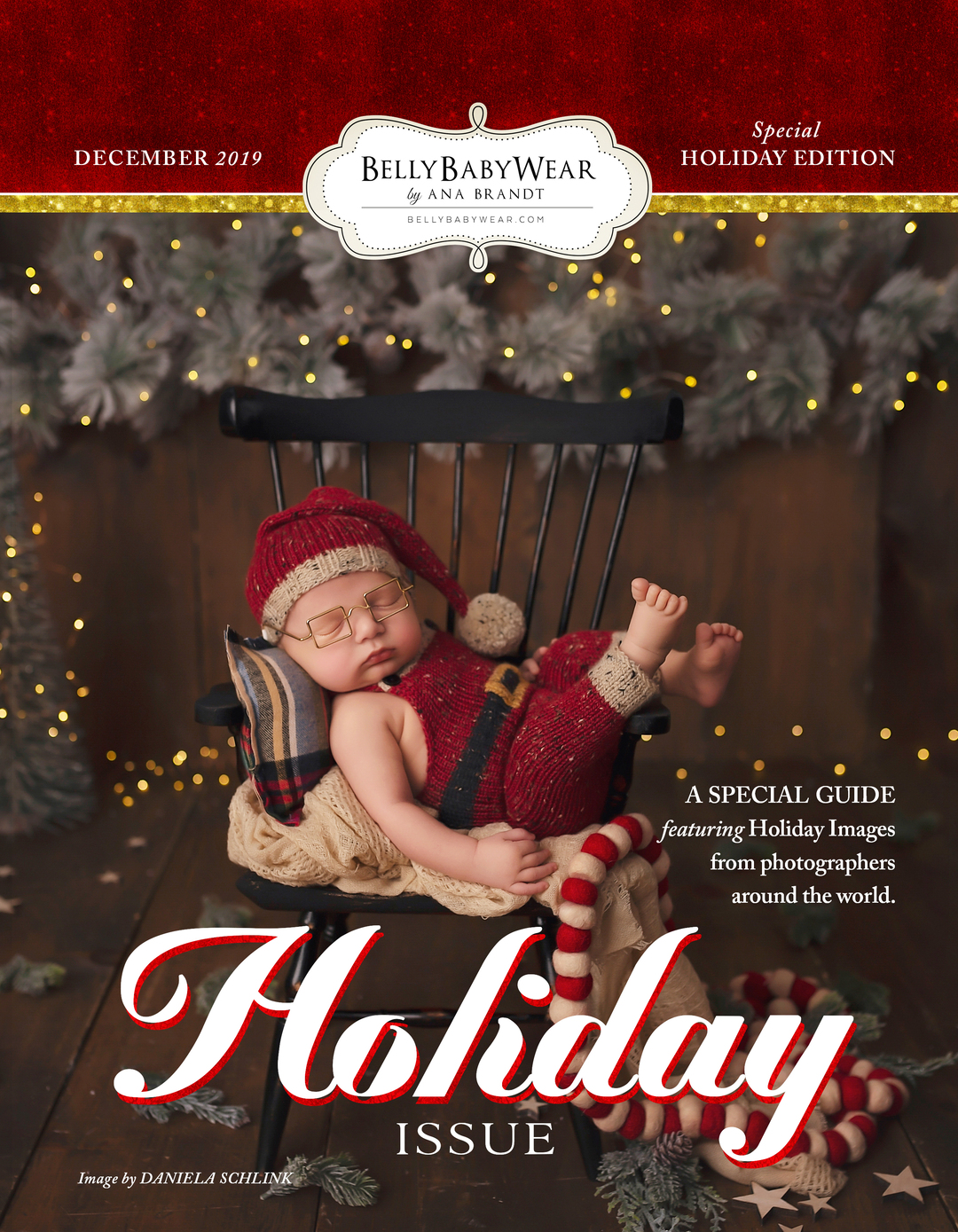 Page 1 of HOLIDAY MAGAZINE 2019