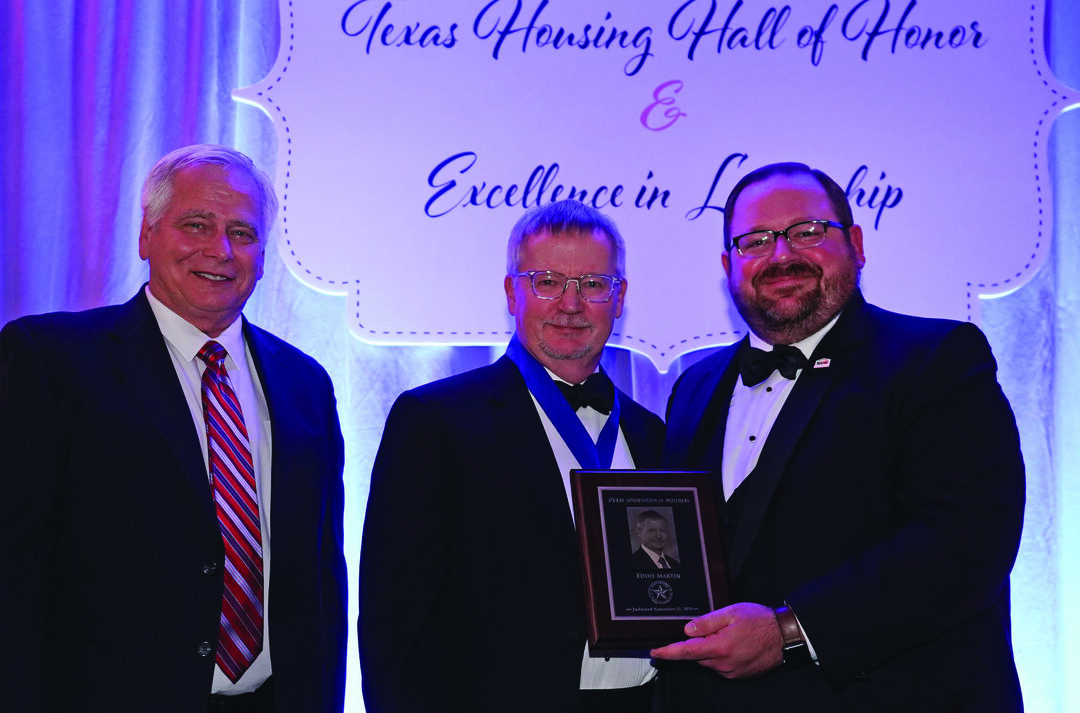 Page 16 of GHBA Members Honored at 2019 TAB Excellence in Leadership Dinner