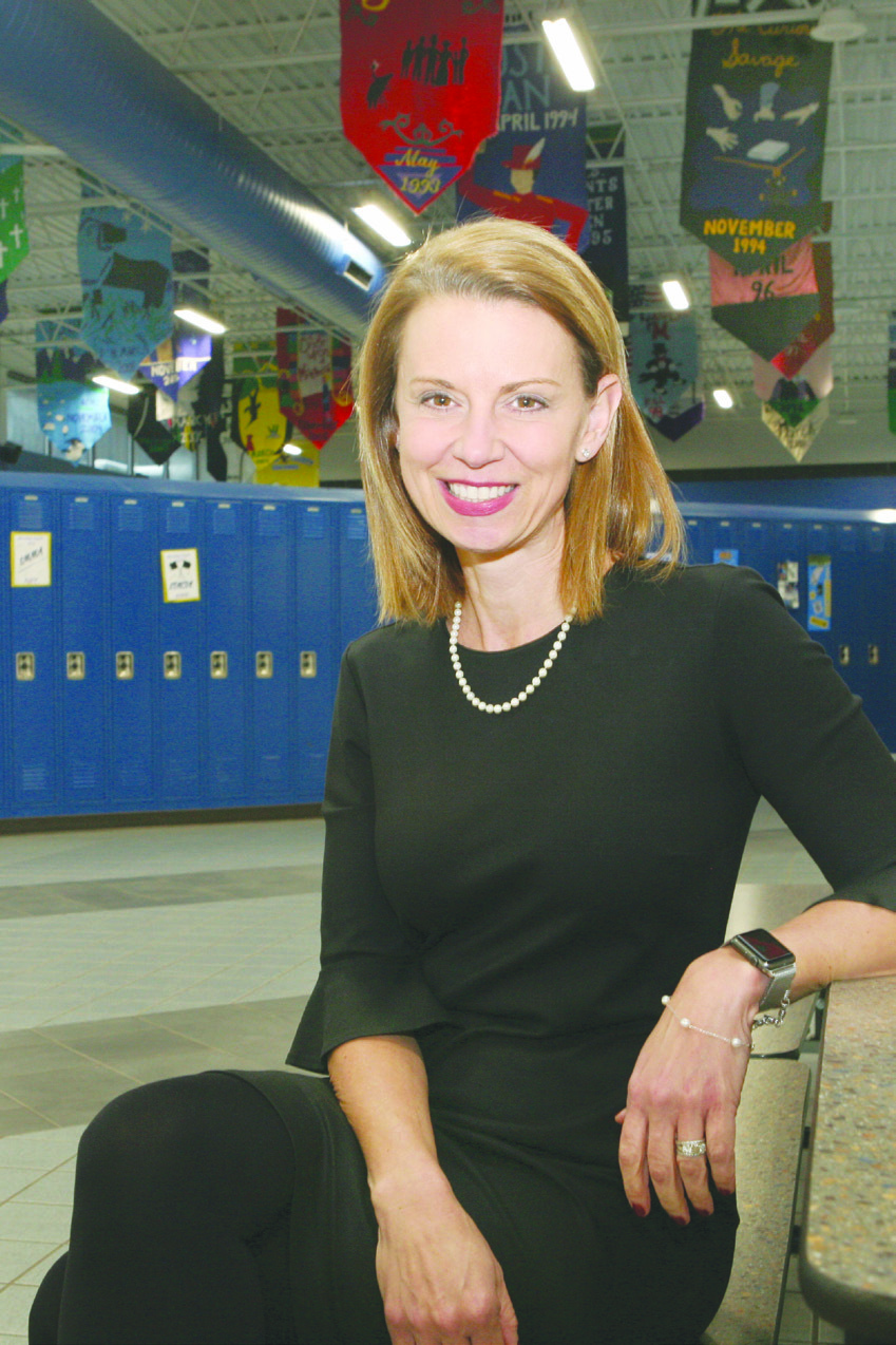 Page 26 of Dr. Laura Hammack Superintendent of Brown County Schools