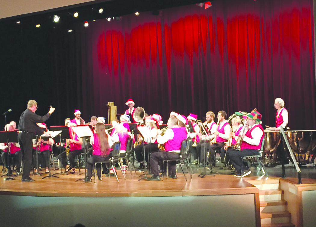 Page 38 of Brown County Community Band
