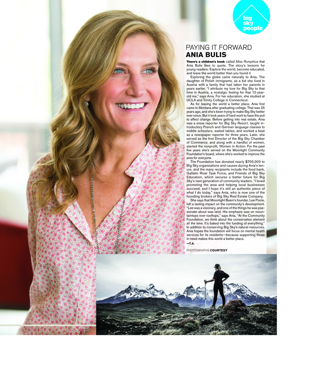 Page 55 of Big Sky People: Ania Bulis