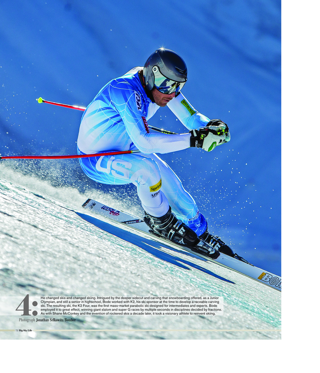 Page 74 of Big Sky Life - Bode Miller is your neighbor